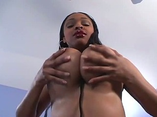 Big boobs gone on has a cum fest with white male