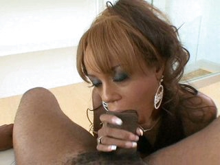 Gloomy tot Morning Luminary puts a juicy thick balk in her steamy hot mouth