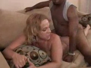 Milf asshole screwing with black rod
