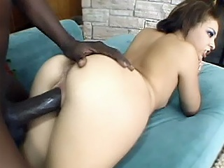See brunette pornstar Tia Confectionery hardcore making love video as she and her...